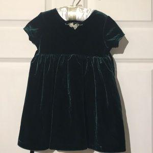 Gorgeous Green Velvet- Dressy Dress 🎄🎄